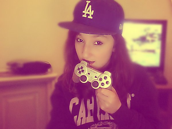 Gameuse.