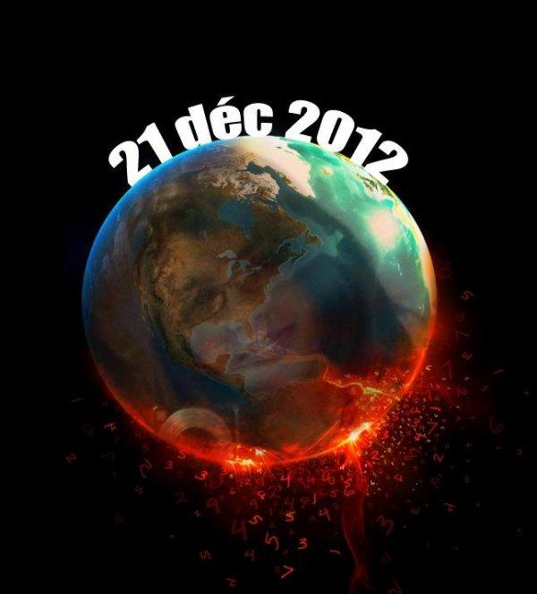 Le 21 décembre 2012, la 182ème fin du monde ou il ne se passe rien.