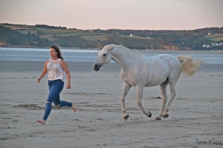 « L'équitation c'est la poésie en mouvement. »