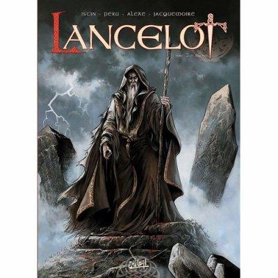 Le coin bd: Lancelot