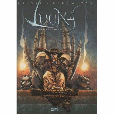 Le coin bd: Luuna