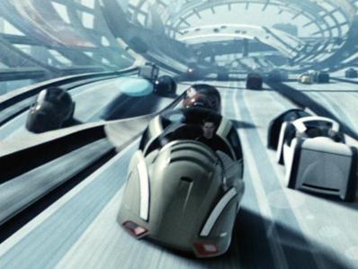 Minority Report et les voitures du futur