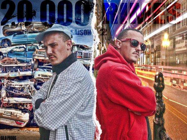 20 000 Rimes Saison 2 / Je Suis (2011)