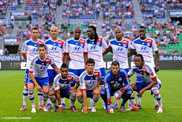 Les matchs de Lyon