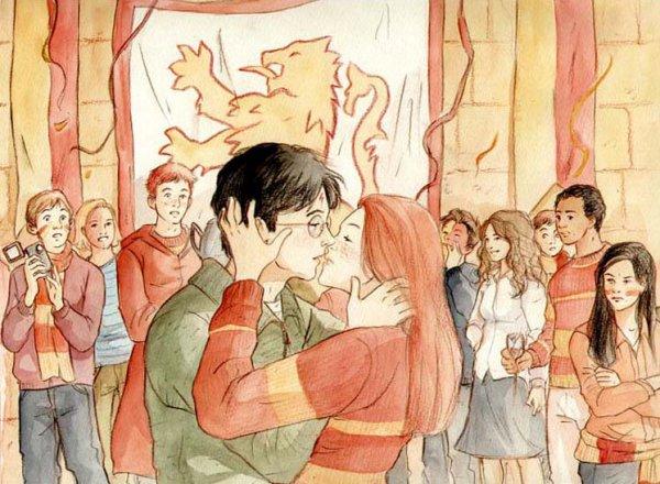 Biographie de Ginny Weasley