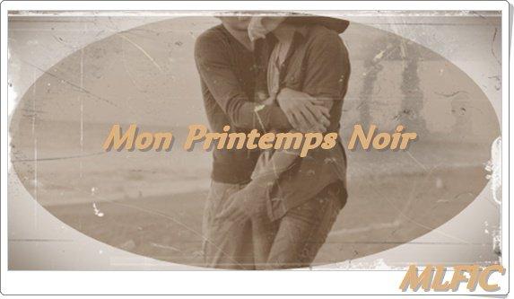 Mon Printemps Noir (monologue)