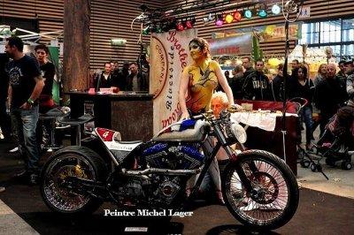 Salon de la moto de Lyon Eurexpo