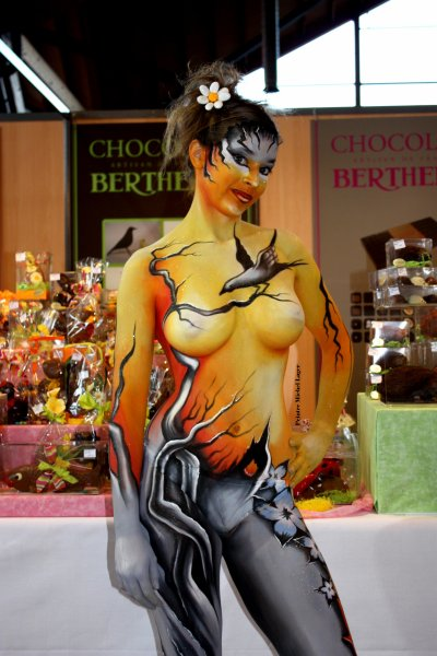 Salon du chocolat d'Amiens