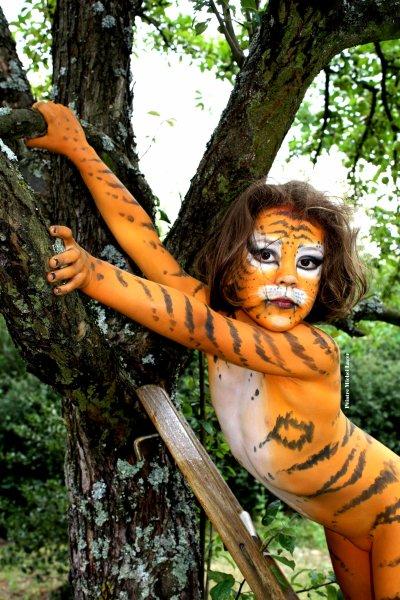 Le tigre et la panthère