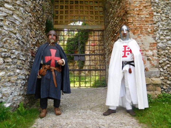 Médiéval d'Arc la Bataille 2018