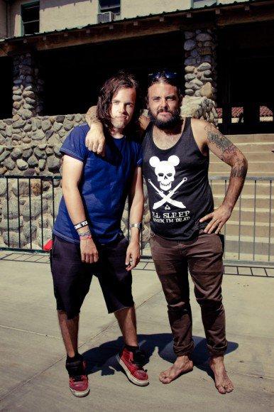 Vidéos Live - Interview Ryan et Tommy