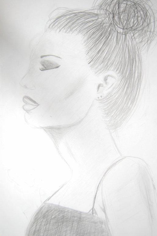 Et le crayon entre mes doigts c'est l'extase. Sentiments et émotions poser sur papier, il y a des jours ou ca ne ressemble rien ou c'est presque incomprehensible, du moins pour vous . Pour moi ca veux tout dire, un mot, un trait tracée peut raconté tout ce que je ressens depuis des mois.