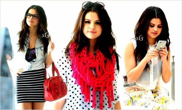 photos de Selena pour sa collection de vêtement Dream Out Loud (printemps 2013).