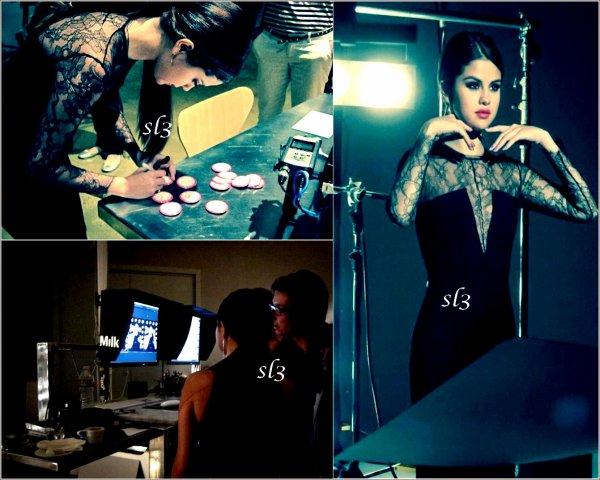 selena a LAX+nouveaux photoshoot+Vidéo promotionnelle