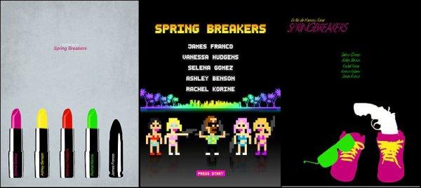 """""""Les #SpringBreakers ont bien changé… ;-)"""""""