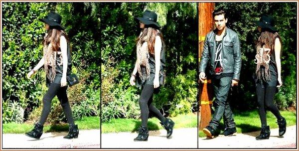 Selena à Tarzana, Los Angeles aujourd'hui