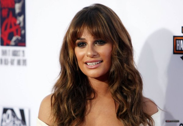 Lea at LA Premiere Screening of Sons Of Anarchy - September 6, 2014