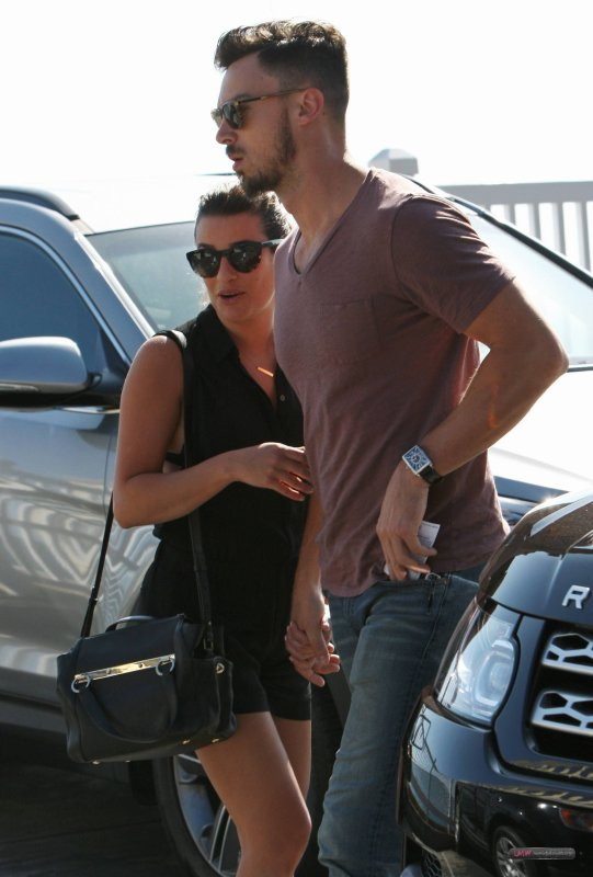 Lea et Matthew a Malibu