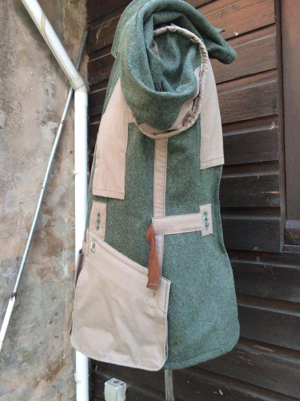 Feldbluse M1937 de la SSVT