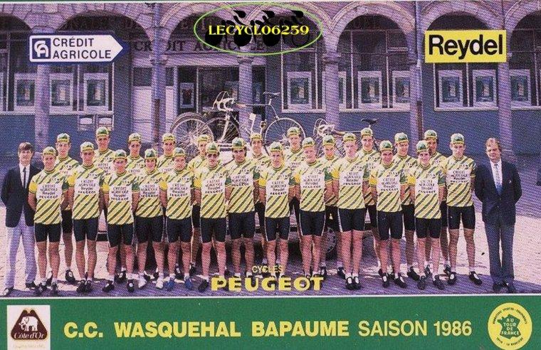 C C WASQUEHAL 1986