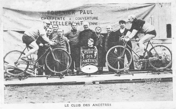 FOUS DE VÉLO CLUB DES ANCIENS