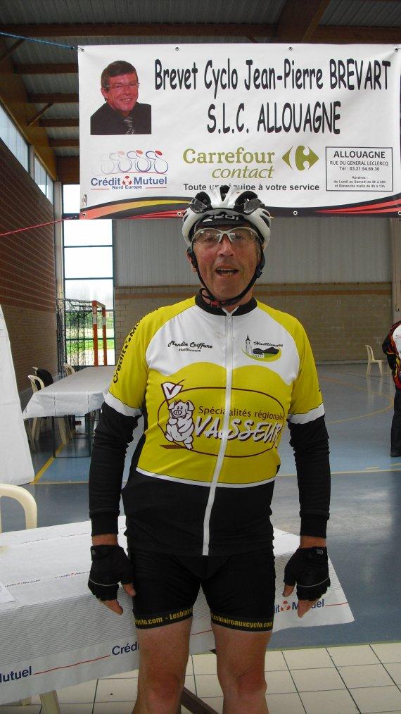 BREVET CYCLO DE Allouagne