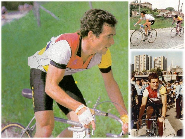 f de vélo Bernard Hinault