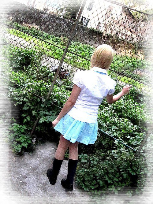 Cosplay Naminé : Uniforme