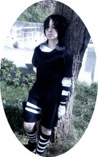 Cosplay Sasuke : Version examen chunin