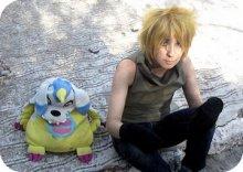 Cosplay Yamato (Matt) Ishida : Digimon