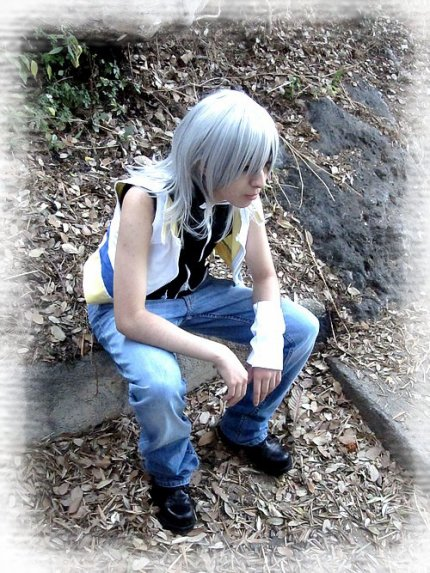 Cosplay Riku : Kingdom Hearts