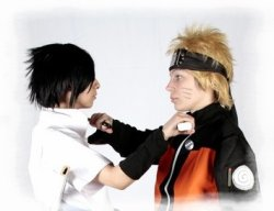 Cosplay Sasuke : Shippuden (version 2)