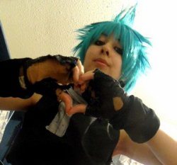 Cosplay Black Star : Soul Eater //en cours//