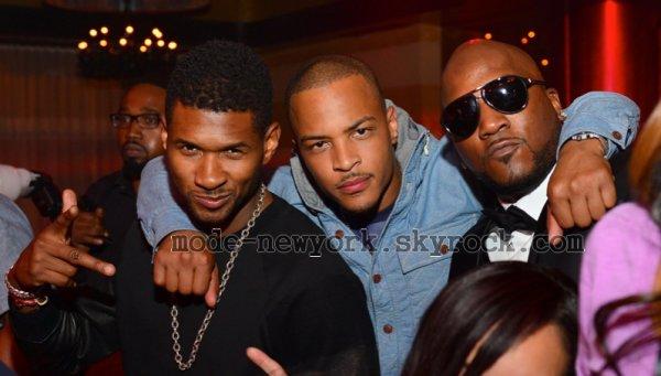Young Jeezy célèbre son 34e anniversaire avec Usher, TI, Meek Mill & More