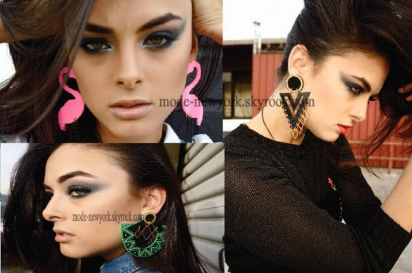 Melody Ehsani Spring 2012