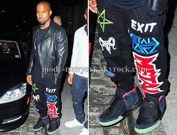 Kanye West'
