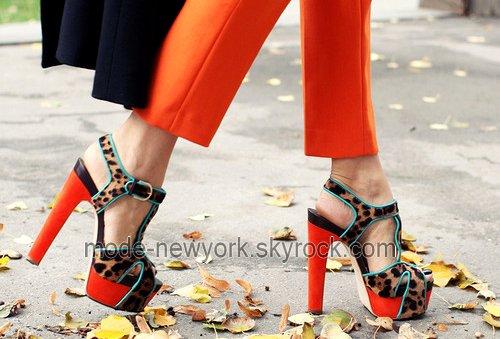 une très belle paire de chaussure de chez D&G (dolce Gabbana)