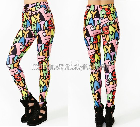 Leggings style mickey (proposer une note / 20)