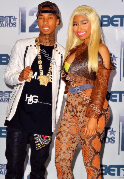 Tyga & Minaj