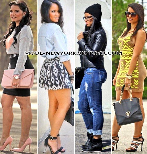 c'est laquelle ta tenue préférée ?