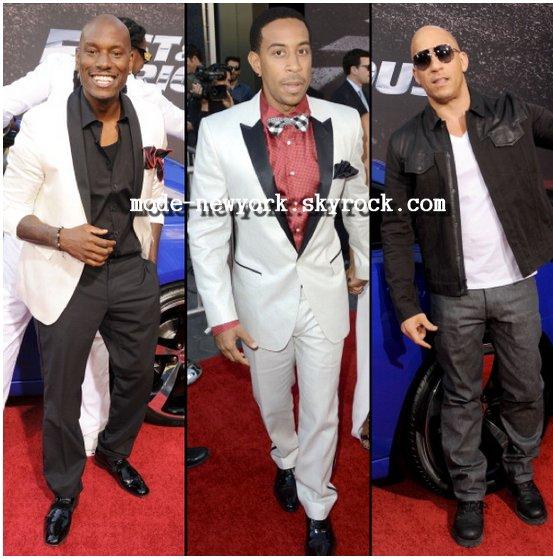Tyrese /  Ludacris /  Vin Diesel