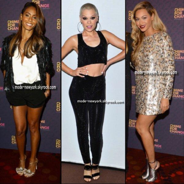 Mise à jour de la semaine [  Jada Pinkett Smith / Jessie J / et Beyonce ] votre préférée ?