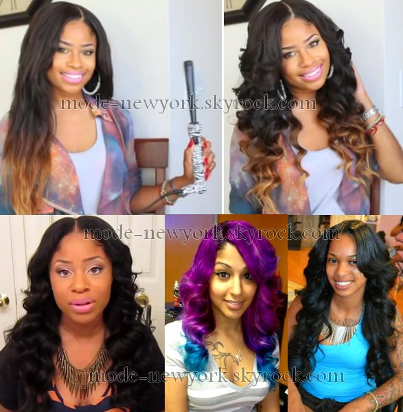 Les filles une Idée pour la teinture sur vos cheveux ...[AVIS POSITIF OU NEGATIF]
