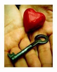 C'est le clé de mon coeur
