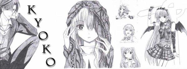 Des dessins de Mangas