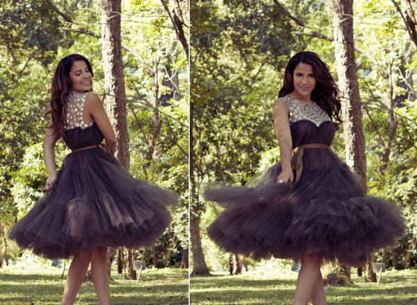 Gyselle Soares Photos By Globo in Brésil 2012