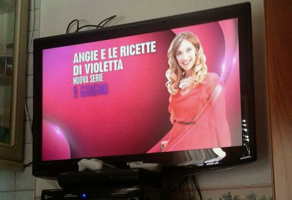 '' Angie si retetele Violetta ''