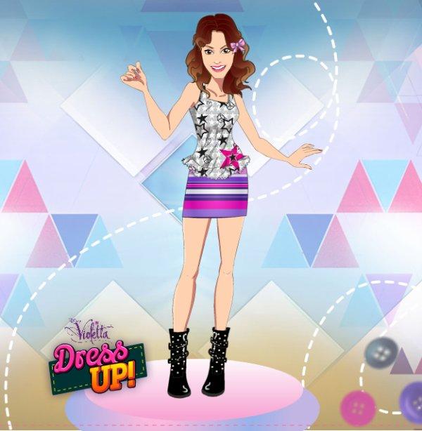 Violetta Dress Up  (2)