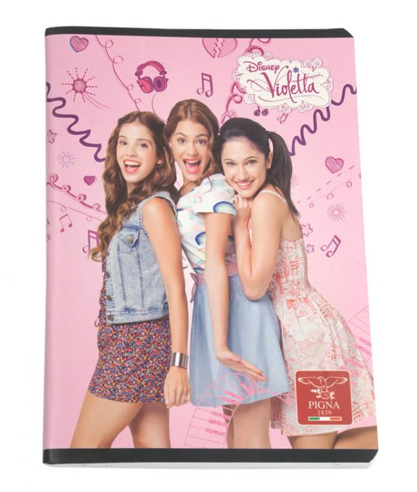 Rechizite de scoala cu Violetta