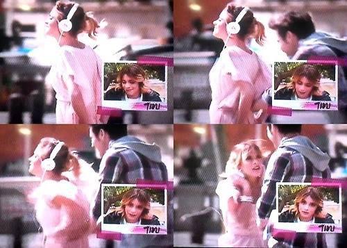 '' Leonetta en Violetta 3 ''